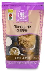 Urtekram Crumble Mix Kanel