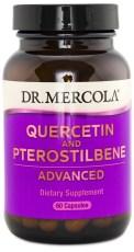Dr Mercola Quercetin & Pterostilben
