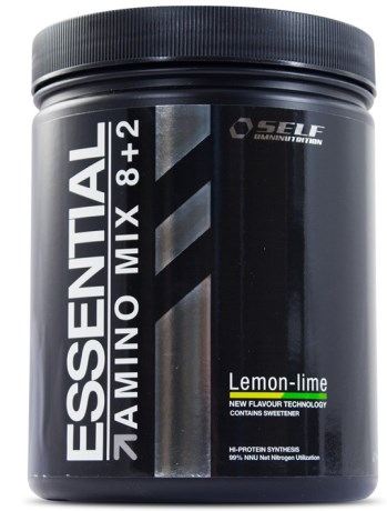 Self Omninutrition Essential Amino Mix 8+2, Kosttillskott - Self Omninutrition