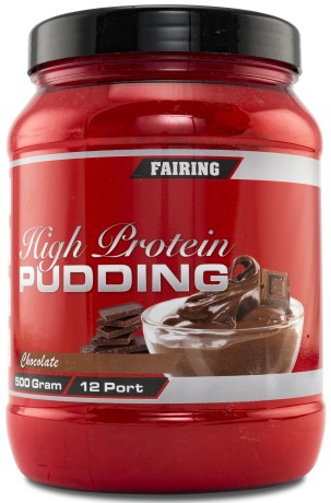 Fairing High Protein Pudding,  - Fairing