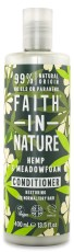 Faith in Nature Hemp & Meadowfoam Conditioner