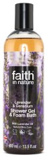 Faith in Nature Lavender & Geranium Duschgel