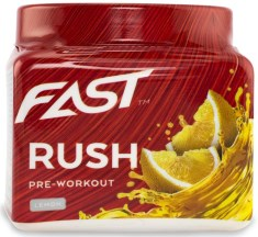 FAST Pre-Workout Rush
