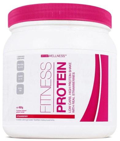 Fit For Wellness Fitness Protein,  - Fit For Wellness