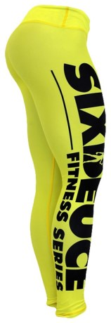 Six Deuce Fitness Series Tights,  - Six Deuce