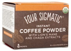 Four Sigmatic Kaffe Instant