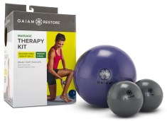GAIAM Restore Massage Therapy Kit
