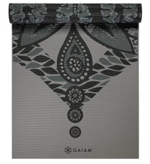 GAIAM Reversible Yoga Mat Granite Reflection 6 mm