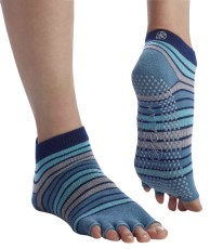 GAIAM Yoga Socks Toeless