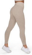 Gavelo Seamless Ribbed Tights