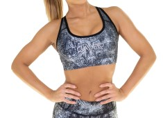 Gavelo Sports Bra Eclipse