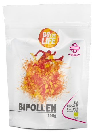 Go for Life Bipollen, Livsmedel - Go for Life