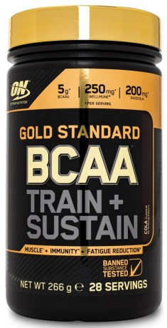 Gold Standard BCAA,  - Optimum Nutrition