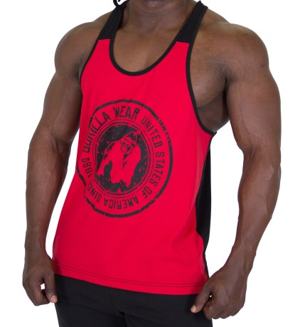 Gorilla Wear Roswell Tank Top - Gorilla Wear