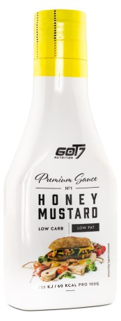 GOT7 Premium Sauce Honey Mustard, Livsmedel - GOT7