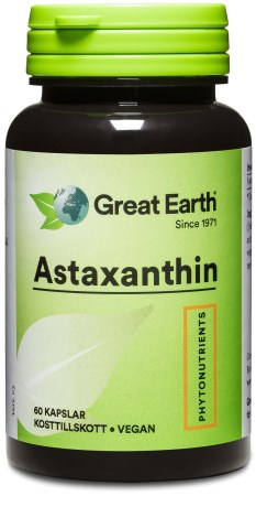 Great Earth Astaxanthin, Kosttillskott - Great Earth