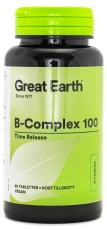 Great Earth B-Complex 100 mg