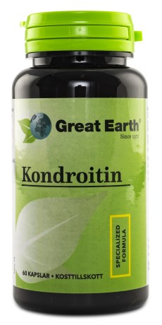 Great Earth Kondroitin,  - Great Earth