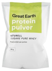 Great Earth Proteinpulver Naturell