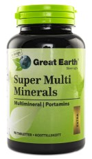 Great Earth Super Multi Minerals