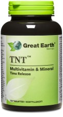Great Earth TNT Multivitamin & Mineral