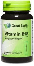 Great Earth Vitamin B12