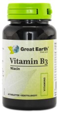 Great Earth Vitamin B3