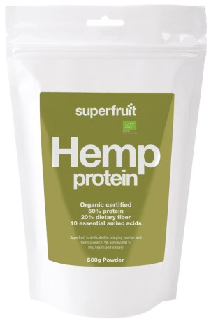 Superfruit Hampaprotein, Viktkontroll & diet - Superfruit
