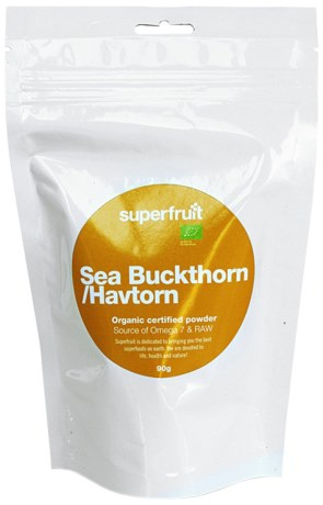 Superfruit Sea Buckthorn / Havtorn, Livsmedel - Superfruit