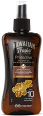 Hawaiian Tropic Protective Dry Spray Oil SPF 10
