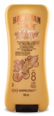 Hawaiian Tropic Shimmer Effect Sun Lotion SPF 8