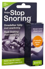 Helps Stop Snoring Spray