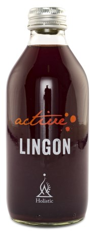 Holistic Active Lingonjuice - Holistic