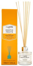 I Love Scented Reed Diffuser