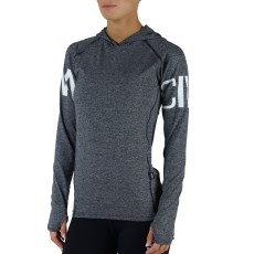 ICANIWILL Long Sleeve Hoodie Women V.3