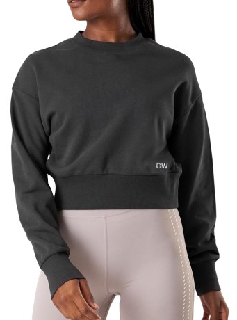 ICIW Inhale Crewneck, Outlet - ICANIWILL