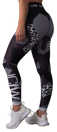 ICIW Leo Tights Wmn - ICANIWILL