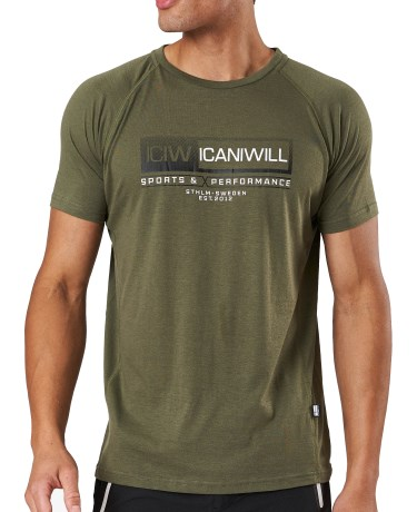 ICIW Perform Tri-blend Standard Fit T-shirt, Outlet - ICANIWILL