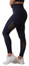 ICIW Queen Mesh Seamless High Waist Tights