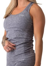 ICIW Queen Mesh Seamless Tank Top