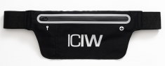 ICIW Reflective Running Belt/Bag