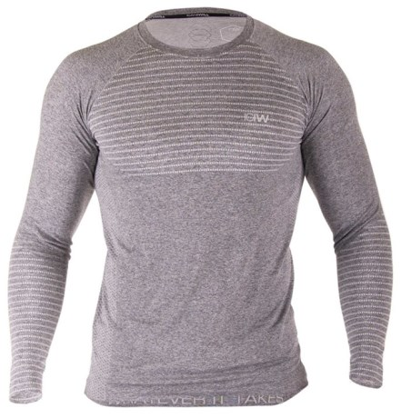 ICANIWILL Seamless Long Sleeve Men,  - ICANIWILL