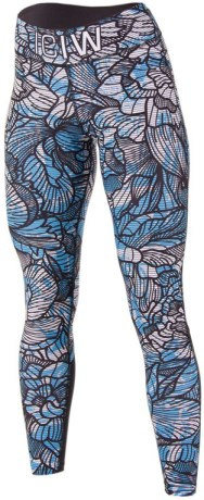 ICANIWILL ICIW Tights Porslin-edition Women V.2,  - ICANIWILL