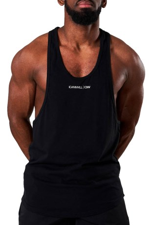 ICIW Training Muscle Tank Top Men - ICANIWILL