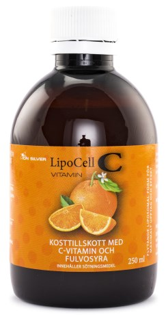 Ion Silver LipoCell C vitamin - Ion Silver