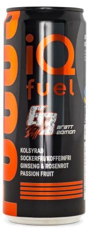 iQ Fuel FOCUS, Livsmedel - iQ Fuel