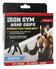 Iron Gym Hand Grips
