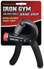 Iron Gym Adjustable Hand Grip