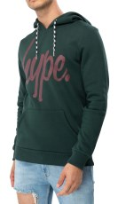 Just Hype Firest Burgundy Hoodie