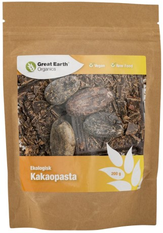 Great Earth Kakaopasta,  - Great Earth